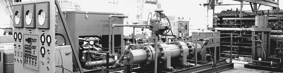High Pressure Pumping System