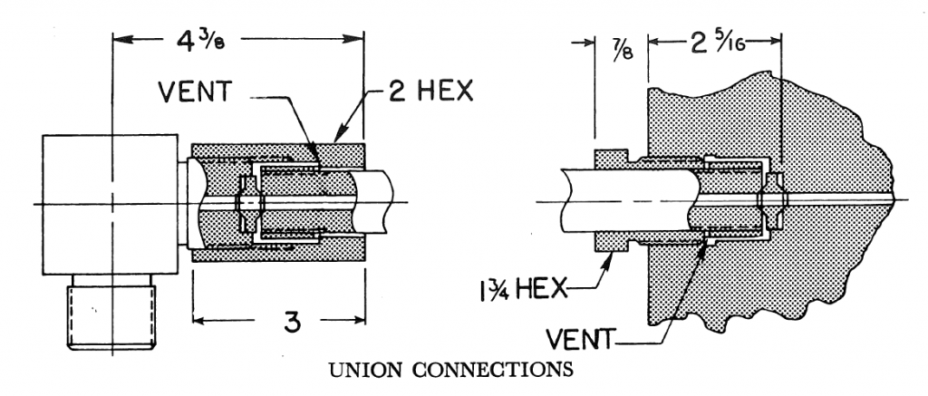 16F Union Connections