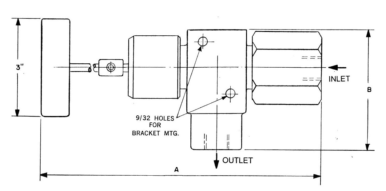 Needle Valve 200,000 Schematic