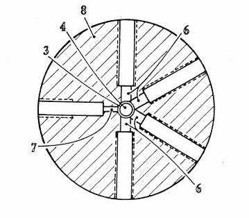Lateral Cross-Sectional View of Test Head